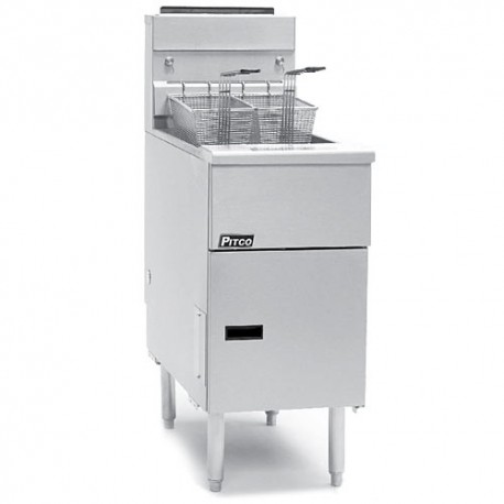 Tube Fired Gas Fryer