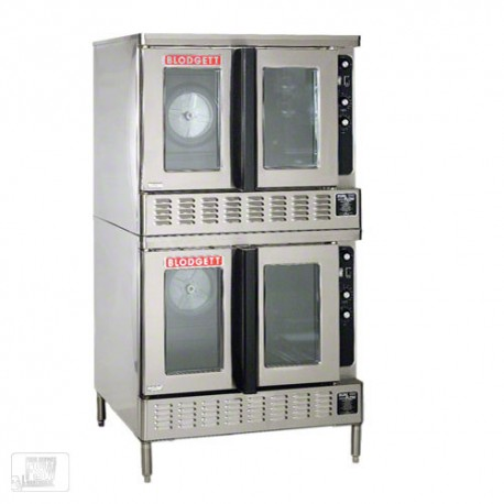 Double Bakery Depth Gas Convection Oven